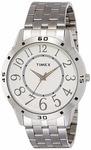 Timex Analog White Dial Men's Watch