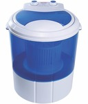 Hilton 3 Kg Mini Semi Automatic Washer&Dryer Washing Machine