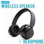[Lightning Deal] || Hurry fast! || SoundBot SB250 Sou-8288 Bluetooth 3.0 Headset (Black) at Rs.999 (Only for Prime Members)