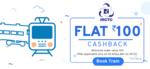 Get Rs 100 cashback on 1st Transaction via ePayLater on IRCTC