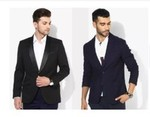 LOOT- FLAT 85% OFF on men solid blazer+ FREE Shipping