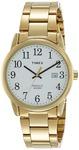 Timex Easy Reader Formals Analog White Dial Men's Watch - TW2R23600