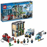 Lego Bulldozer Breakin, Multi Color