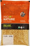 Pro Nature Organic Toor Dal (1 kg) at Rs.1