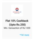 Flat 10% Cashback upto 250 on Akbartravels via Airtel Payments Bank or wallet