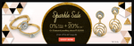 Bluestone Sparkle Sale (6-10th August) : Get 20% Off on Diamond Jewelry + 0% Making Charges
