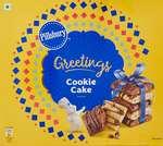 Pillsbury Cookie Cake Greeting Pack, 276g (12 Single Packs Inside)