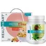 HealthKart Protein & HealthKart Protein Cereals Combo