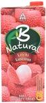 [Pantry]B Natural Juice - Litchi Luscious 1L