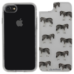 STUFFCOOL STYLE PLATE FOR APPLE IPHONE 8 / IPHONE 7 (CLEAR) @ Flat 75% off - No Delivery Charges
