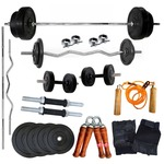 Generic Home Gym Combo + 10% Extra Discount With SBI Bank cards