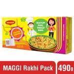 Maggi Festive Cooking - Rakhi Gift Pack with Special Rakhi inside+ 100 rs movie voucher or 35 rs cashback