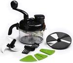 Wonderchef Turbo Dual Speed Food Processor Vegetable & Fruit Chopper Flat 70% off +FLLIPKART ASSURED