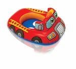 Intex 59586-3 Kiddie Floats - Fire Engine, Blue for 179