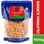 Golden Nut California Almonds 500gms @331