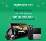 Amazon Black Friday Sale & Amazon Cyber Monday Sale (23 - 26 Nov) - Upto 40% off international brands (Shipped from USA)