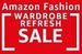 Amazon Wardrobe Refresh Sale Offer - Upto 80% Off + 15% Cashback on Citi Cards + Flat ₹1000 Pay Balance Cashback on Prepaid Orders + Upto 20% Cashback  | 19-23 Dec