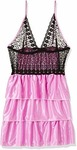 Fabme Women's Satin Baby Doll at Rs. 99