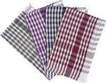 Towel set of 4 Multicolor napkins - @49 rs + FA