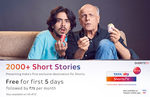 Tata Sky ShortsTV : Free for First 5 Days followed by Rs.75/Month