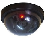 Dummy fake wireless dome camera.