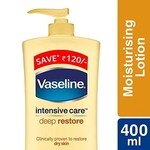 [back again] Vaseline Intensive Care Deep Restore Body Lotion, 400ml @ 175