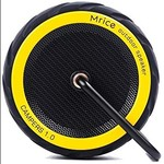 PLUGTECH Mrice Campers 1.0 Tire Shape Portable Wireless Bluetooth Speaker with Microphone at Rs 999  Waterproof, Dustproof, Shockproof Apply 2000₹ Off Coupon (Mrp 4,999)