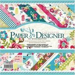 55% off on KABEER ART Designer Beautiful Pattern Printed Papers for Art and Craft, 8x8 Inches