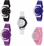 Women's Watch - Pack of 5 @₹399