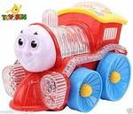 Toyzrin (Toyzrin Locomotive Train Engine with Lights and Music)