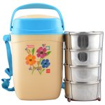 Cello Insulated Lunch Containers @ 42% OFF ( chk post)