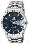 Paytm- Espoir Stainless Steel Watch  Of 599  At ₹180 only Promocode - FASHION70