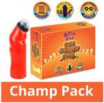 Cadbury Bournvita Champ Pack 500 gm Bournvita (Pack of 2) with Free fun sipper and 20 daily cheer stickers