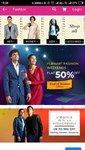 Flipkart Fashion Weekend FLAT 50% OFF