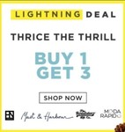 Buy 1 Get 3! Shop from Roadster, Here&now, Moda rapido, M&H and more!