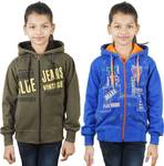 Upto 85% Off Graphic Girl's Sweatshirts (Pack Of 2 ) From 359