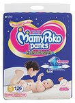 MamyPoko Pants Extra Absorb Diaper Monthly Jumbo Pack, Small, 126 Diapers 33% off with subscribe and save