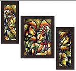 Wall Art Paintings (set of 3) upto 90% off starting 159/-