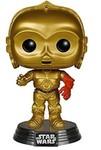 Frog Star Wars VII C-3PO, Golden