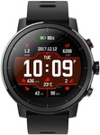 Huami Amazfit Stratos Black Smartwatch + 10% SBI Credit Cards Discount
