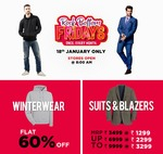 Brand Factory Flat 60% off