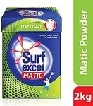 PANTRY  Surf Excel Matic Top Load Detergent Powder, 2 kg