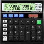 Orpat Calculator (Black)