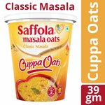 PANTRY   Saffola Classic Masala Cuppa Oats 39 gm