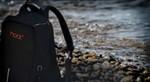 Hoox 16-inch Anti Theft Business Laptop Bag (Black)