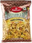 Pantry- Haldiram's Hara Chiwda, 200g at 20