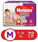 [PANTRY]Huggies Wonder Pants Medium Size Diapers (72 Count)