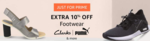 Amazon Prime Offer : Upto 80% Off + Extra 10% on Shoes