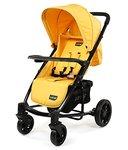 Luvlap Elite Baby Pram Stroller (Yellow)- Rs  4519  [ 50 %  off   ] @  amazon