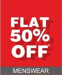 MYVISHAL : Flat 50% Off on clothing and Exclusive offers (Men's ,Women's & Kids )